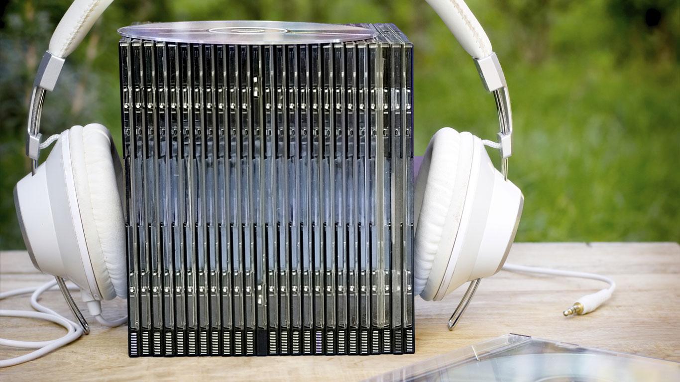 Super Audio CD und DVD-Audio