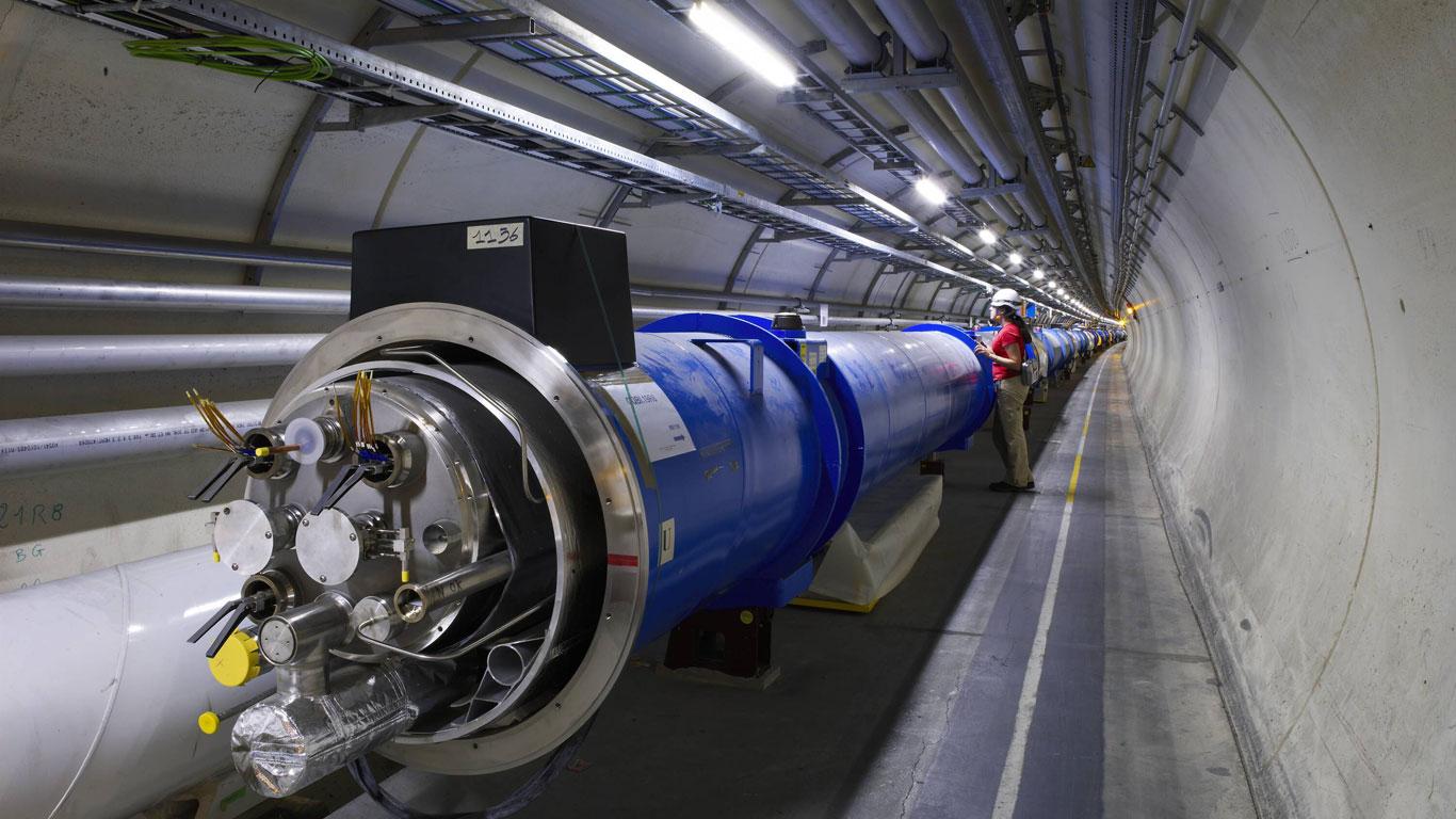 Ende September 2011 glaubten Wissenschaftler, überlichtschnelle Neutrinos zu messen. Ein Schritt näher in Richtung Zeitreisen?