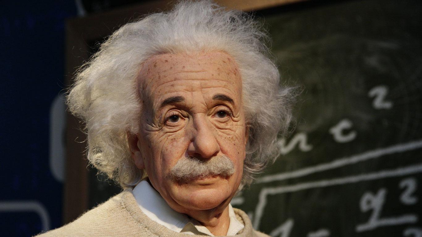 Was hat Albert Einstein mit Zeitreisen zu tun?