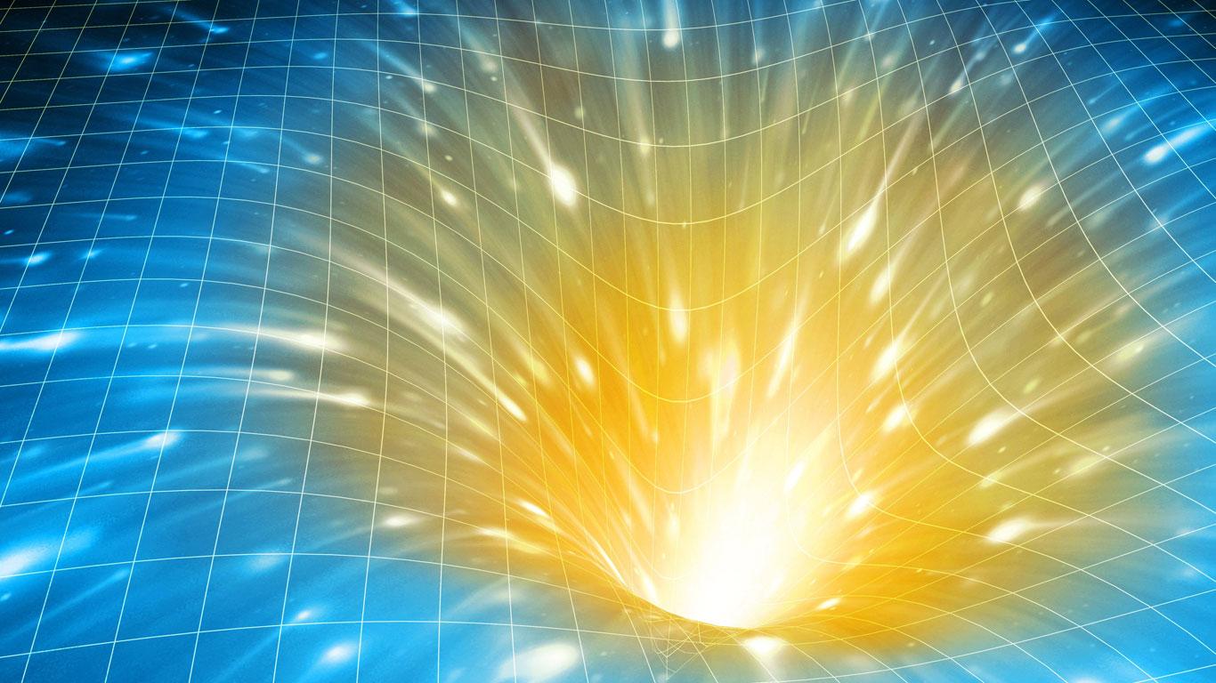 """In ihrem Buch """"Die perfekte Welle"""" spielen Neutrinos die Hauptrolle. Inwiefern sind diese relevant für Zeitreisen?"""