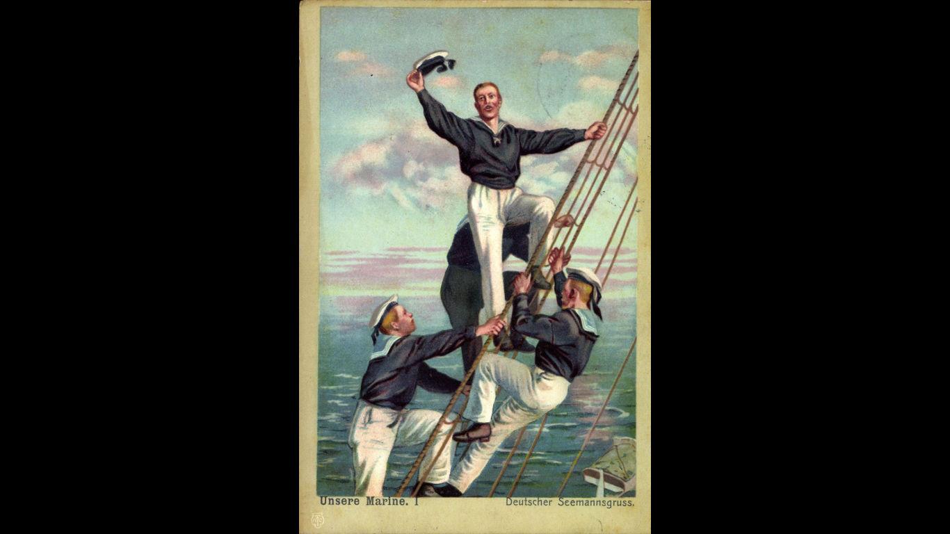 Seemannsgruß