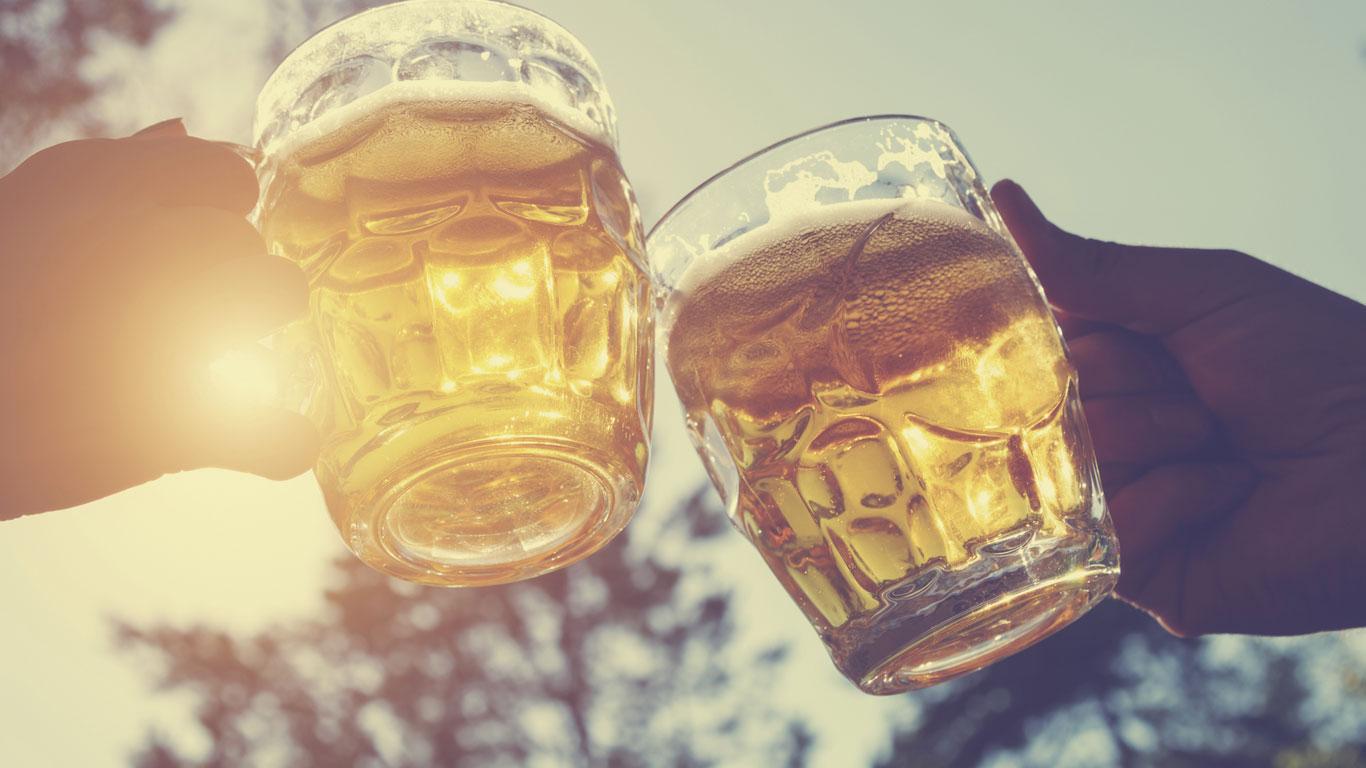 O´zapft is: Tag des Deutschen Bieres