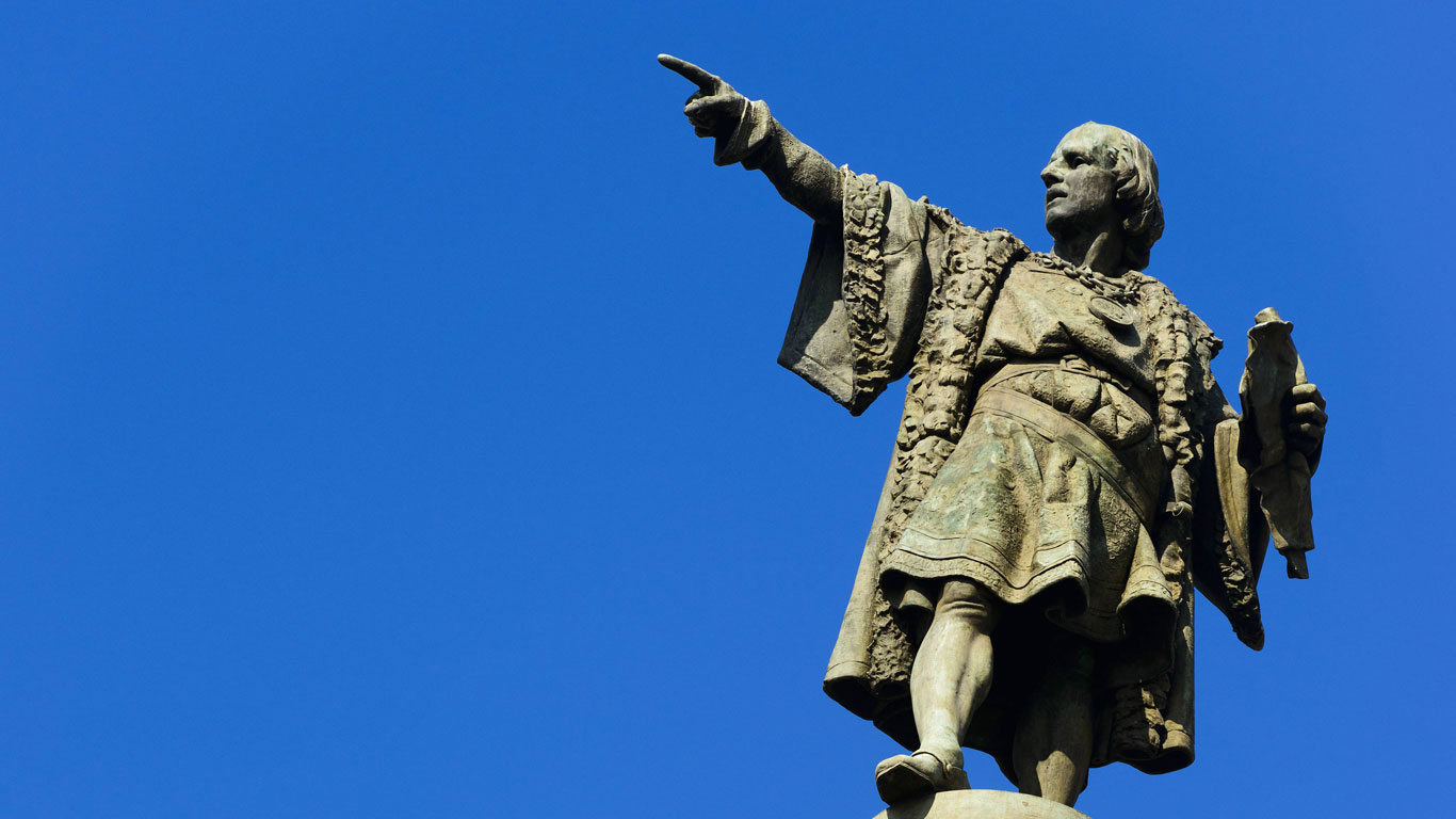 Hat Kolumbus Amerika entdeckt?