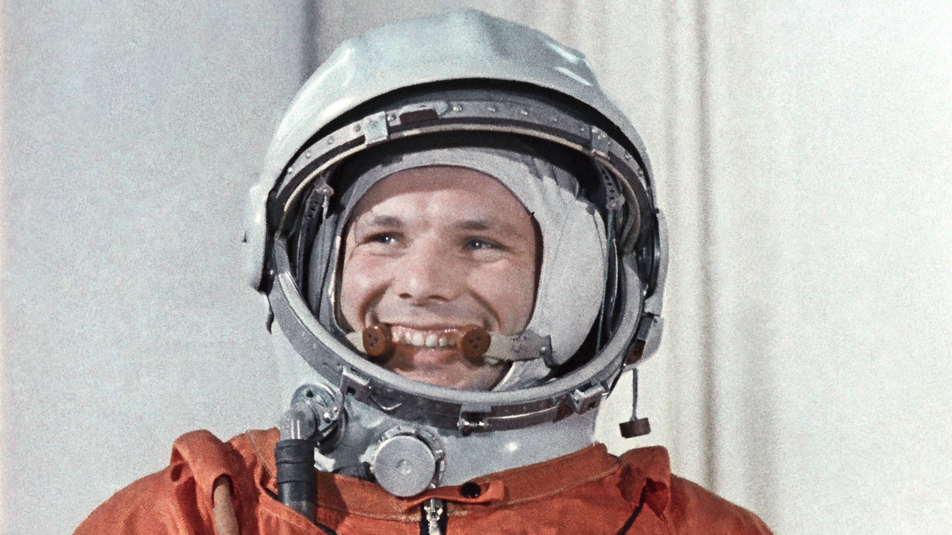 12. April 1961: Juri Gagarin