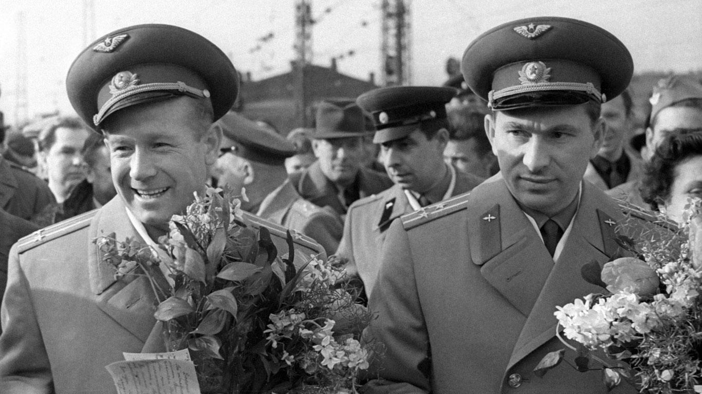 18. März 1965: Alexei Leonow