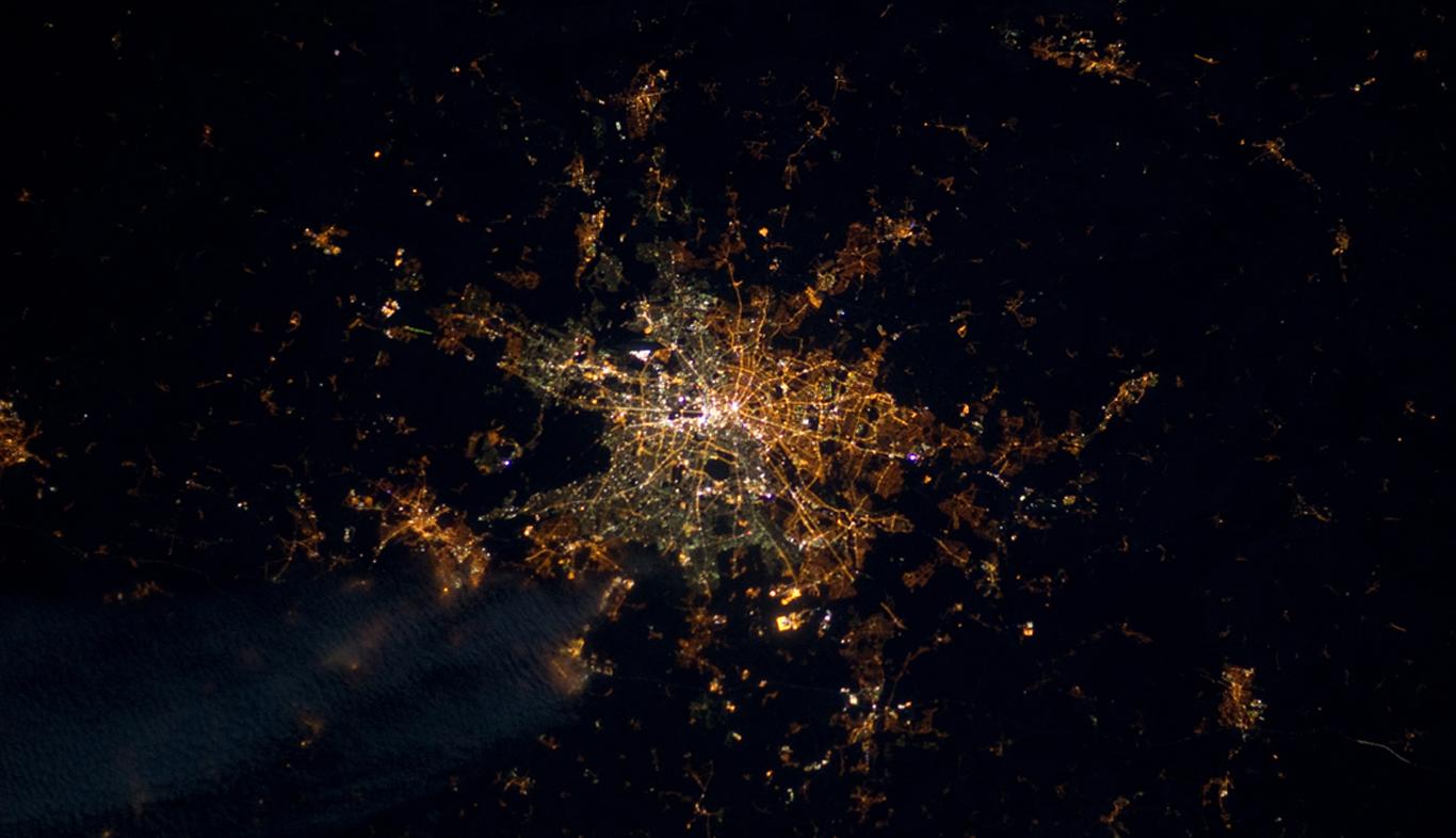 Berlin, die geteilte Stadt