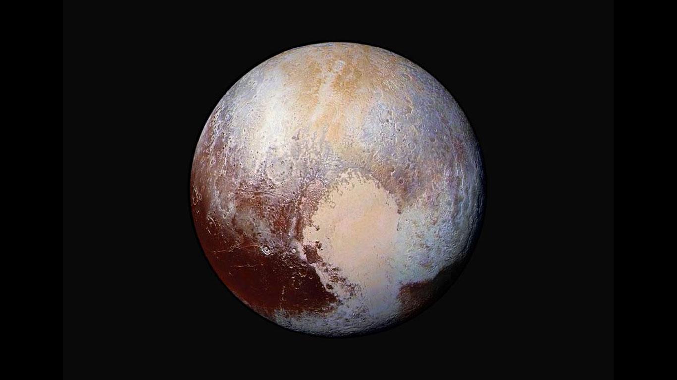 Pluto – Der Zwergplanet