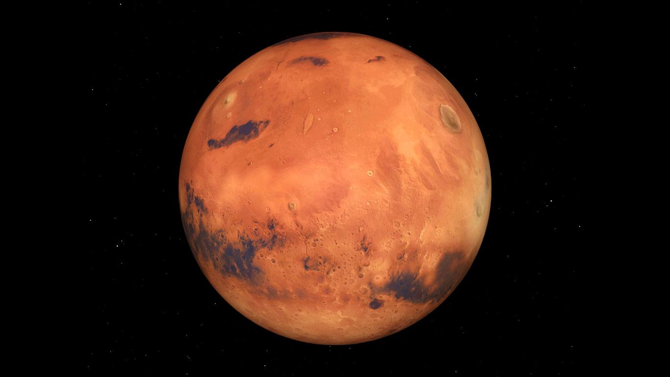 Mars – Der Hollywood-Star