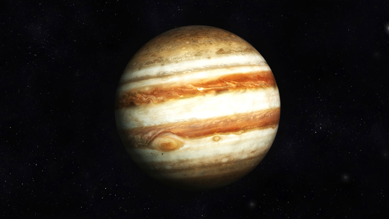 Jupiter – Der Gigant aus Gas