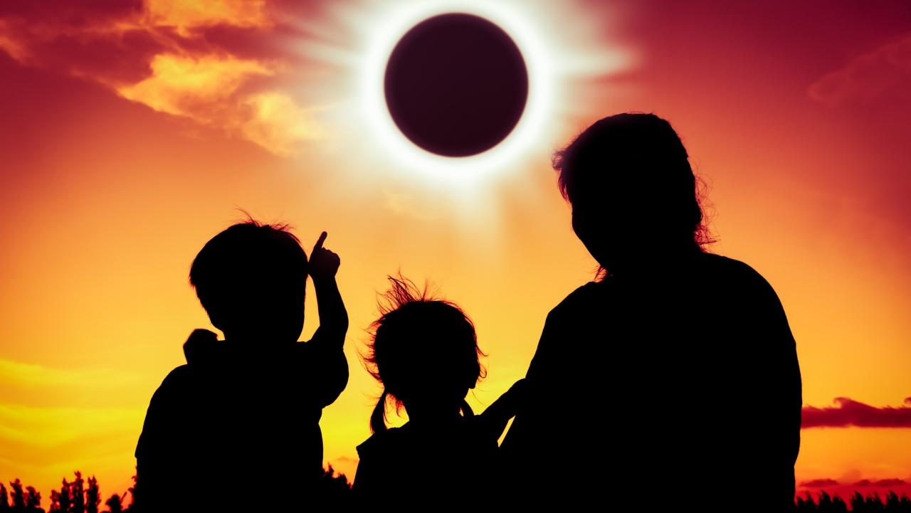 14. Dezember: Totale Sonnenfinsternis