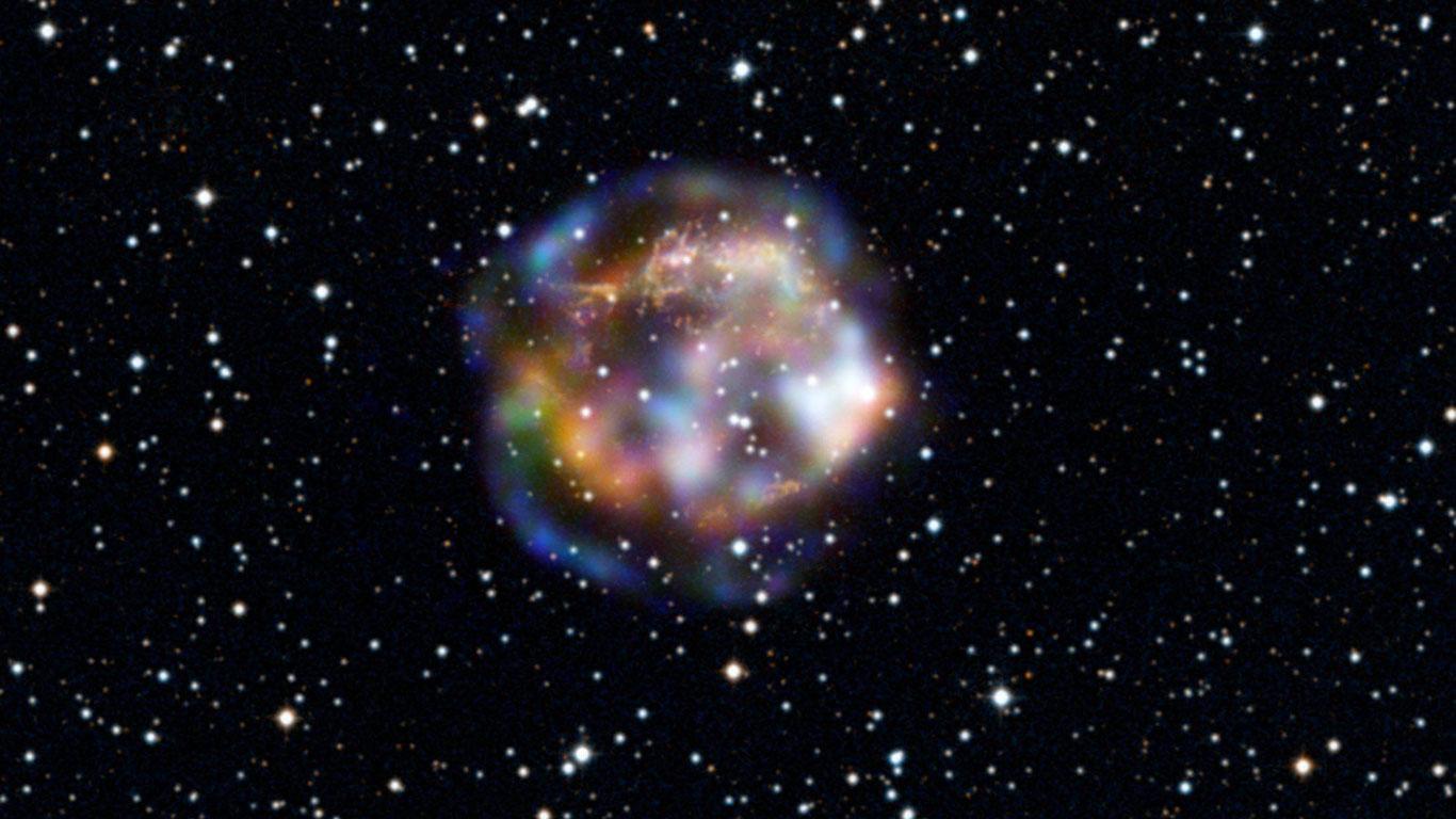 Neutronenstern: Bizarre Superflüssigkeit im Kern
