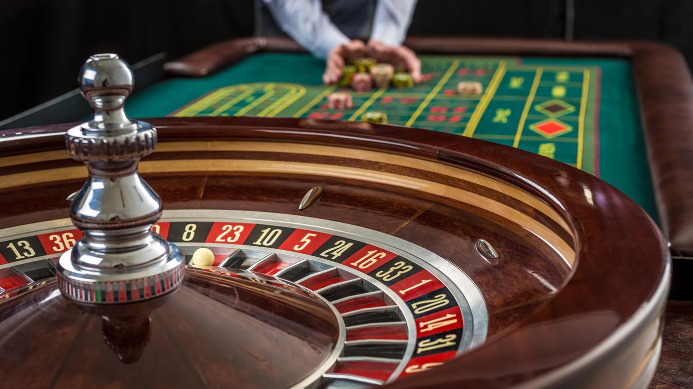 Play european roulette online