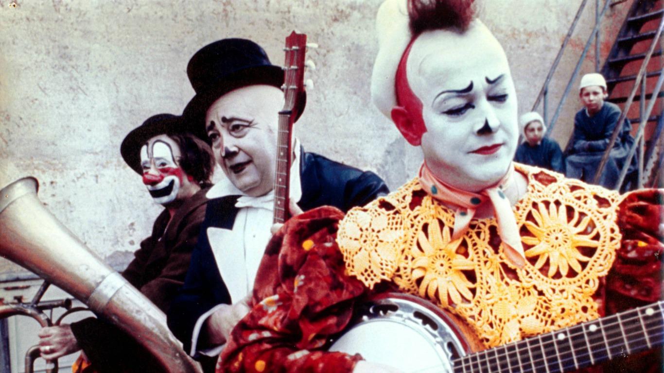Der Clown zwischen Vernunft und Instinkt