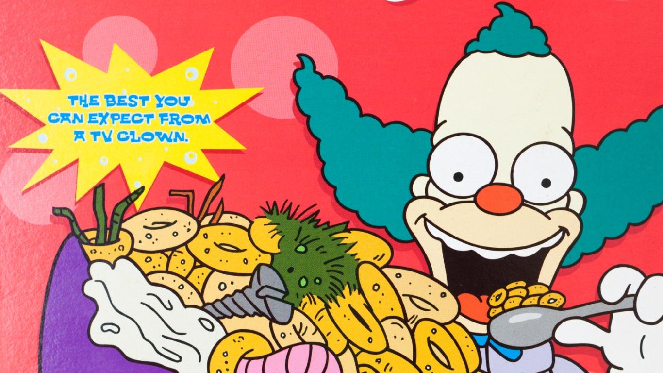Krusty, der Unmoralische