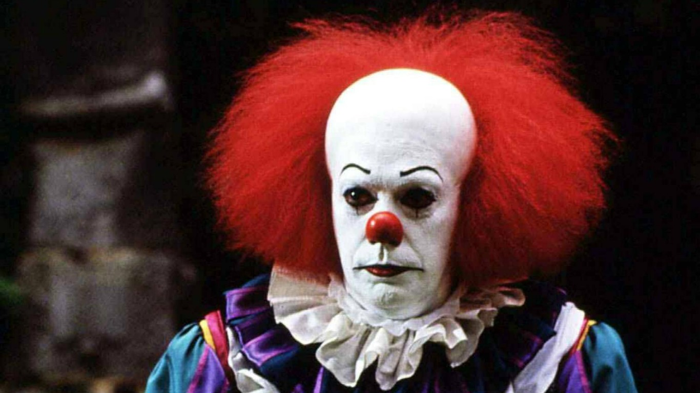 Pennywise, der Horror-Clown