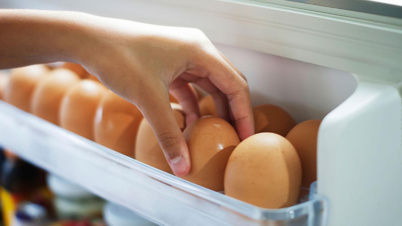 So halten Eier lange