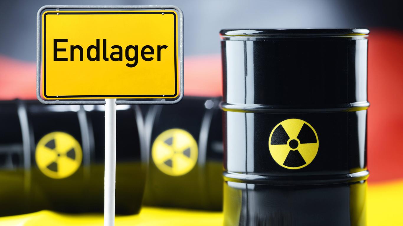 Frage 5: Was passiert mit dem radioaktiven Abfall?