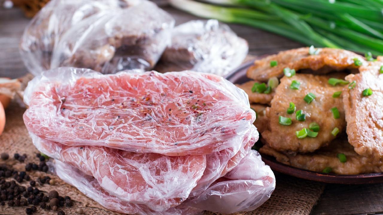 Aufgetautes Fleisch darf man nicht nochmal einfrieren