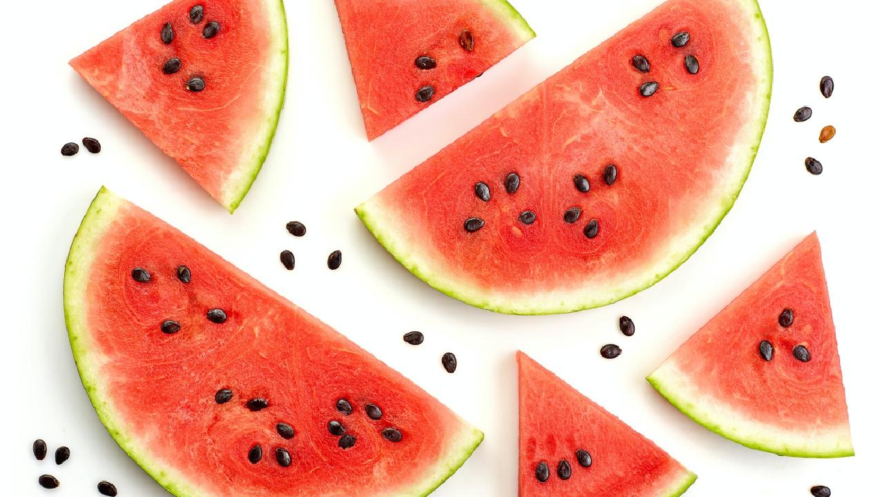 Melonenkerne sind schädlich