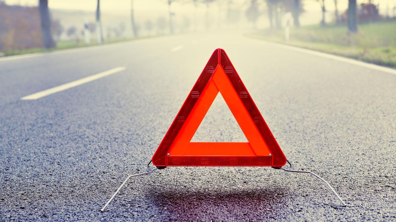 #5 Ein Verletzter darf am Unfallort auf keinen Fall bewegt werden