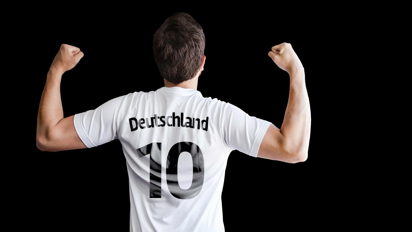 Darf ich mein Deutschland-Trikot am Arbeitsplatz tragen?