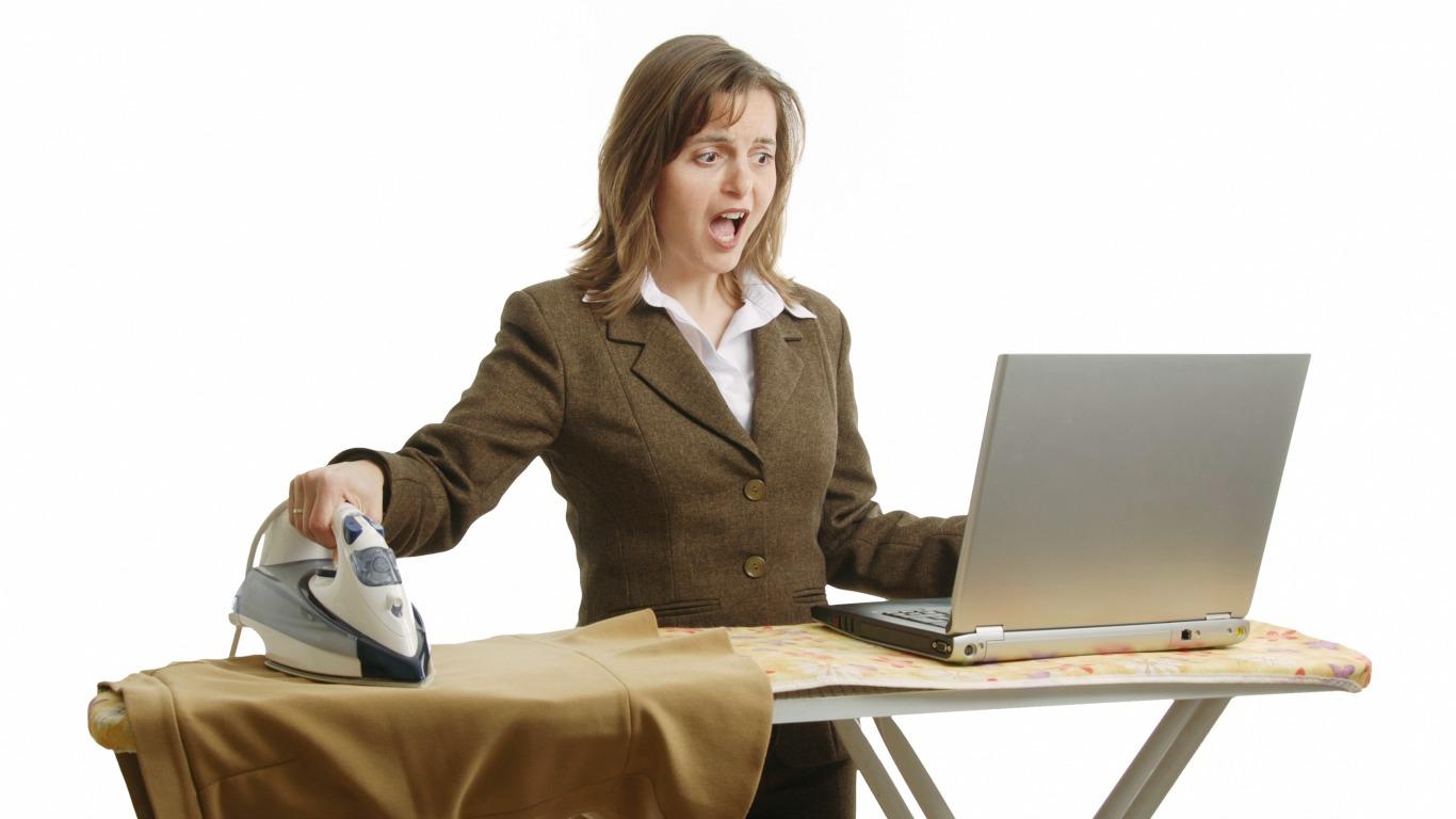 Manche können Multitasking, andere nicht