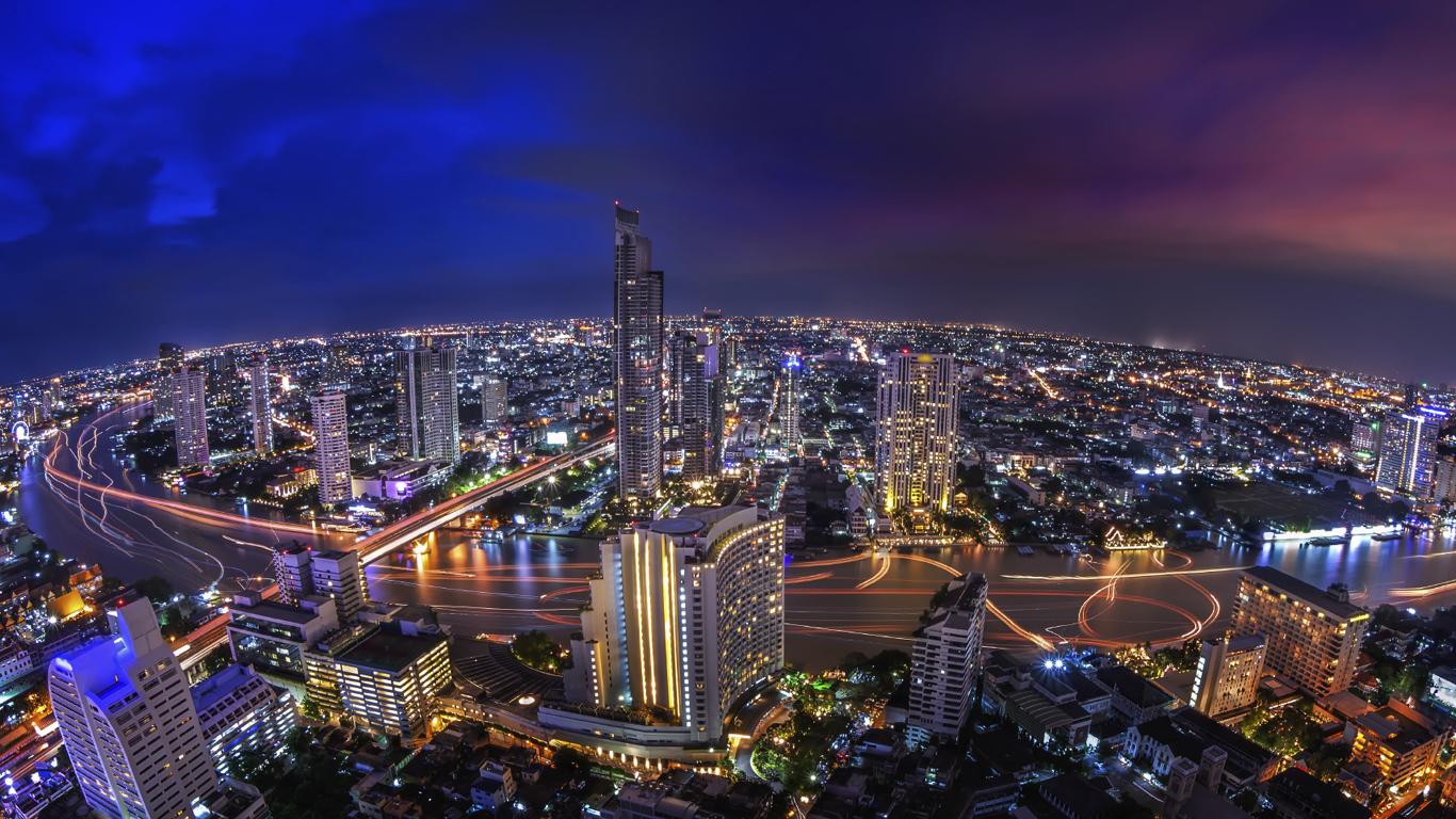 Platz 10: 1,88 Euro in Bangkok