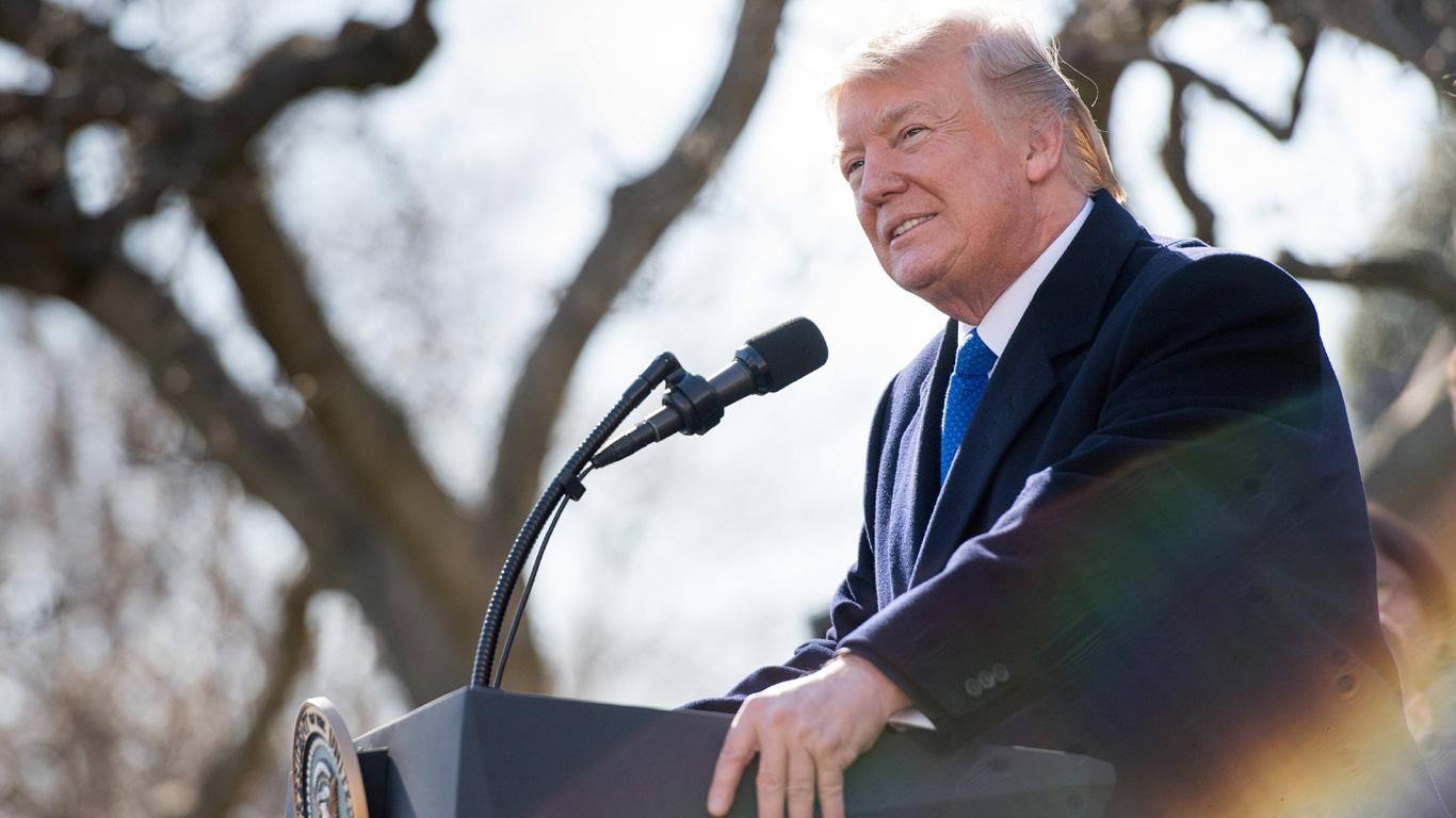 Trump will Todesstrafe für Dealer einführen