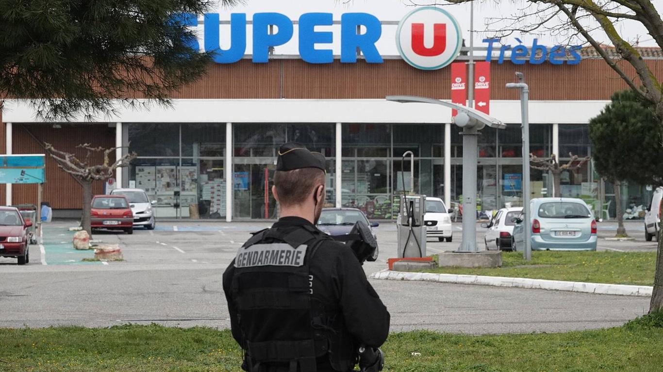 Terroranschlag in Südfrankreich