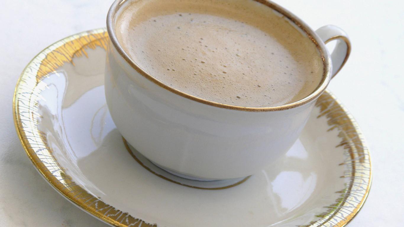Wach ohne Kaffee