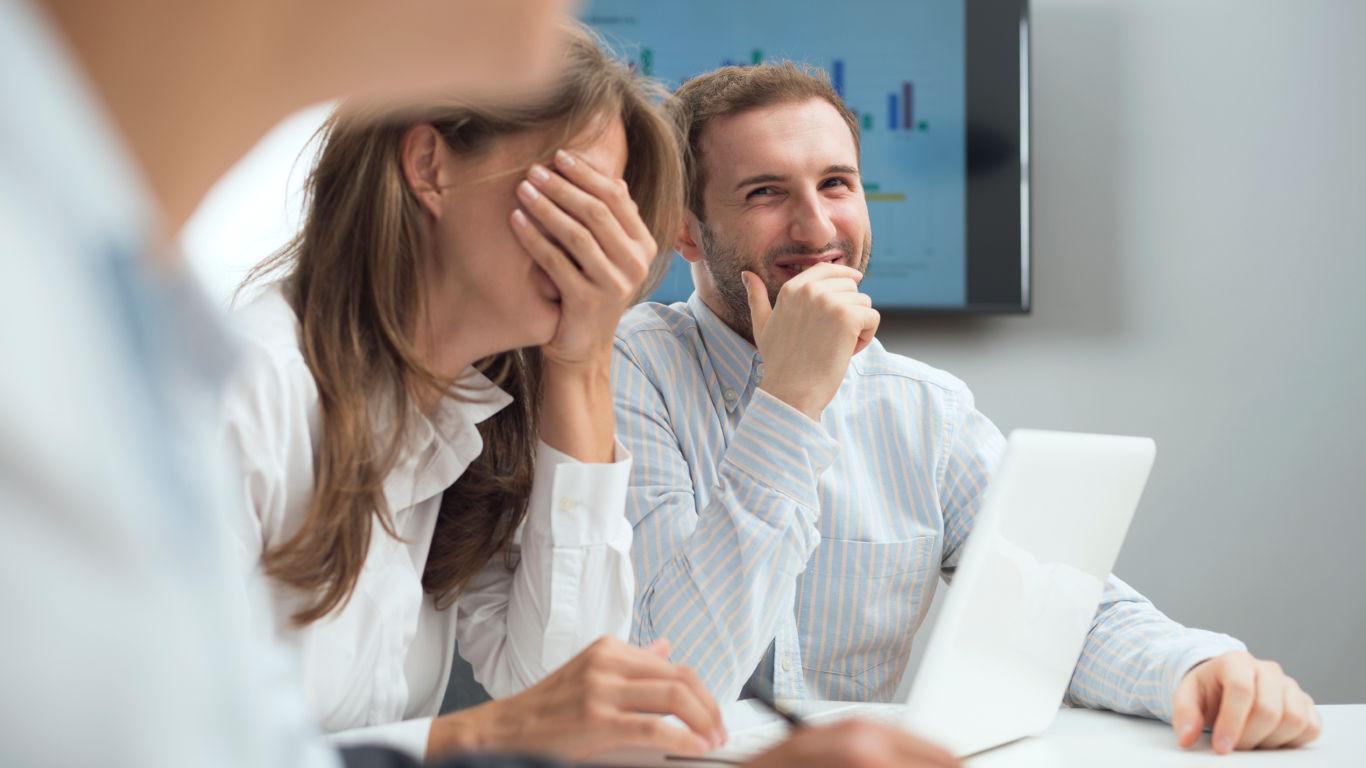 Lüge Nr. 8 – Wer Spaß bei der Arbeit hat, ist motivierter