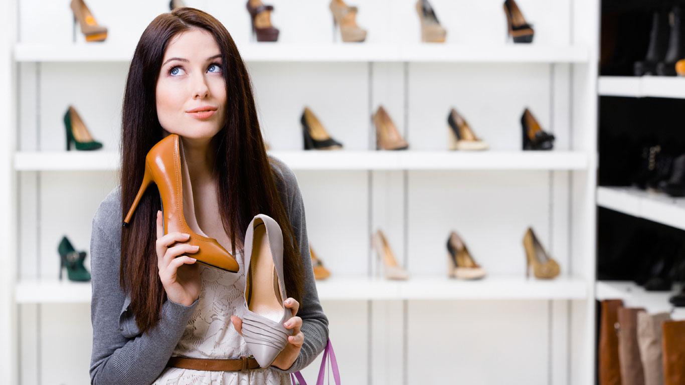 Für die Shoe-aholics: iShoes