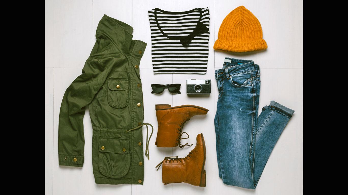 Mode-Experte an der Seite: Stylish Girl