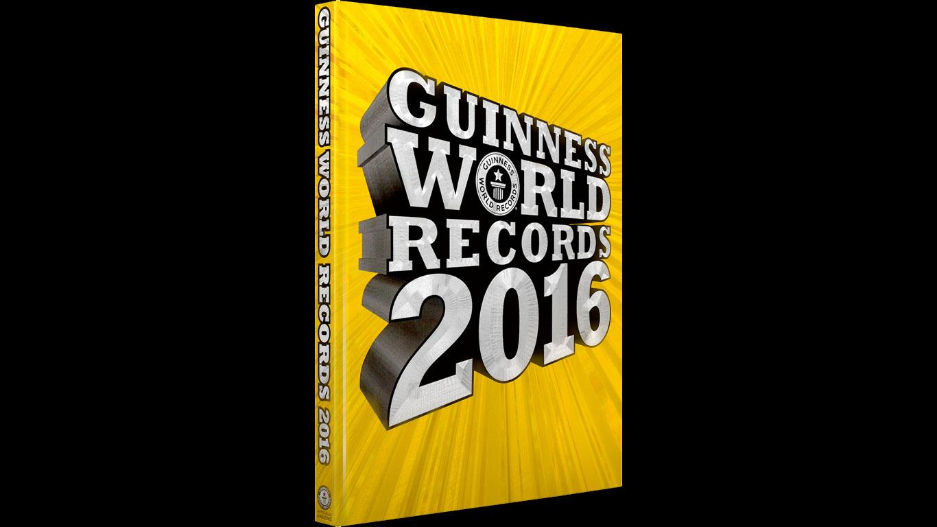 Buch der Weltrekorde