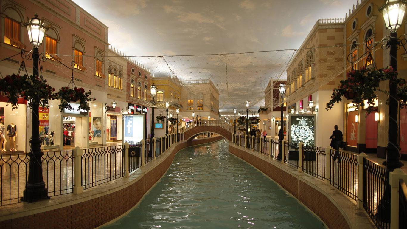 Das Villagio in Doha