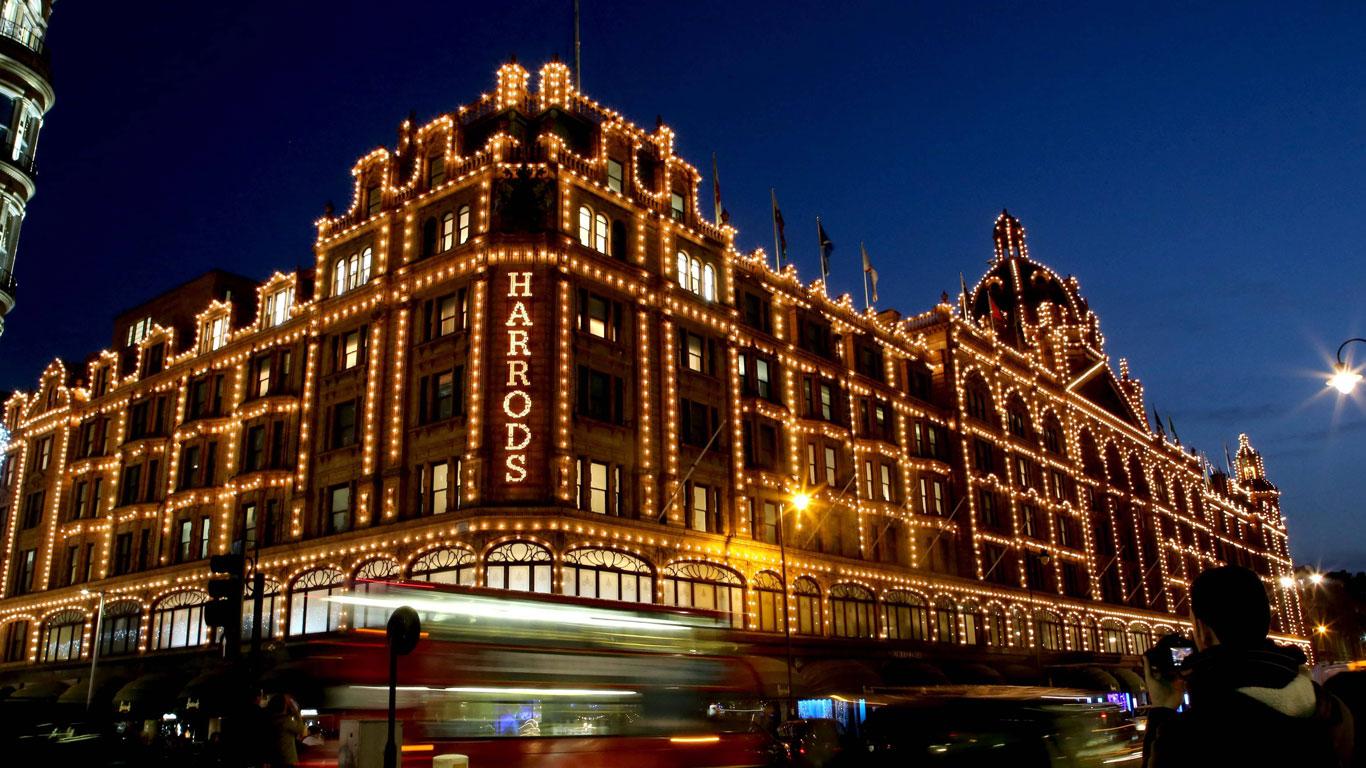 Das Harrods  in London