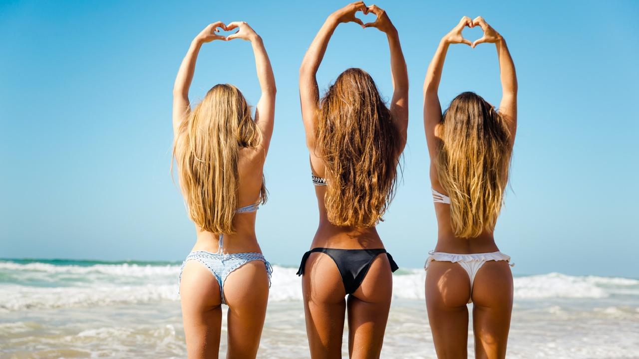 Itsy, Bitsy, Teenie, Weenie, Honolulu Strand Bikini