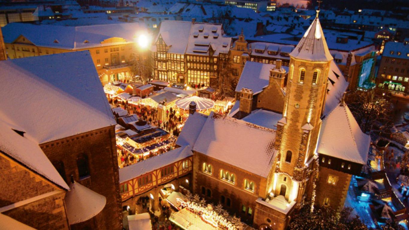 Braunschweig, ein historischer Hochgenuss