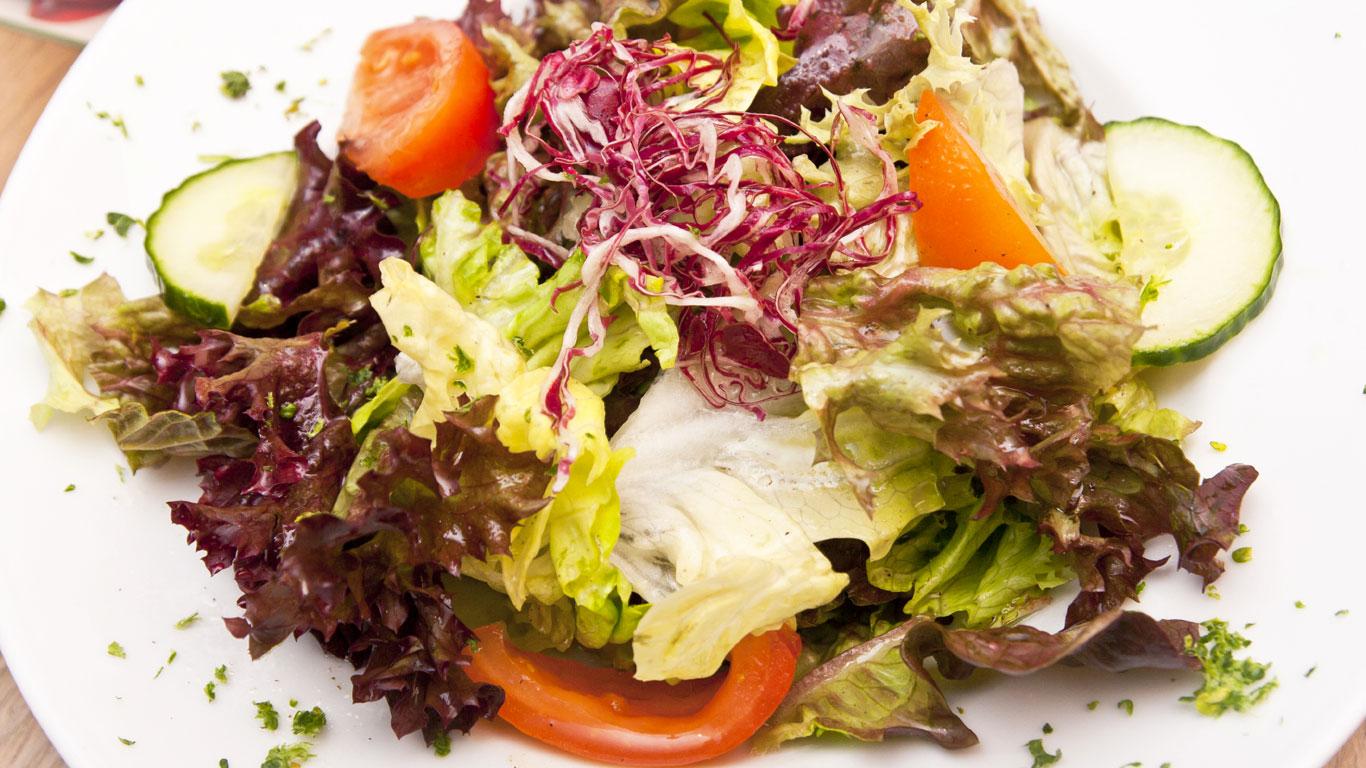 Blattsalat ist besonders wertvoll?