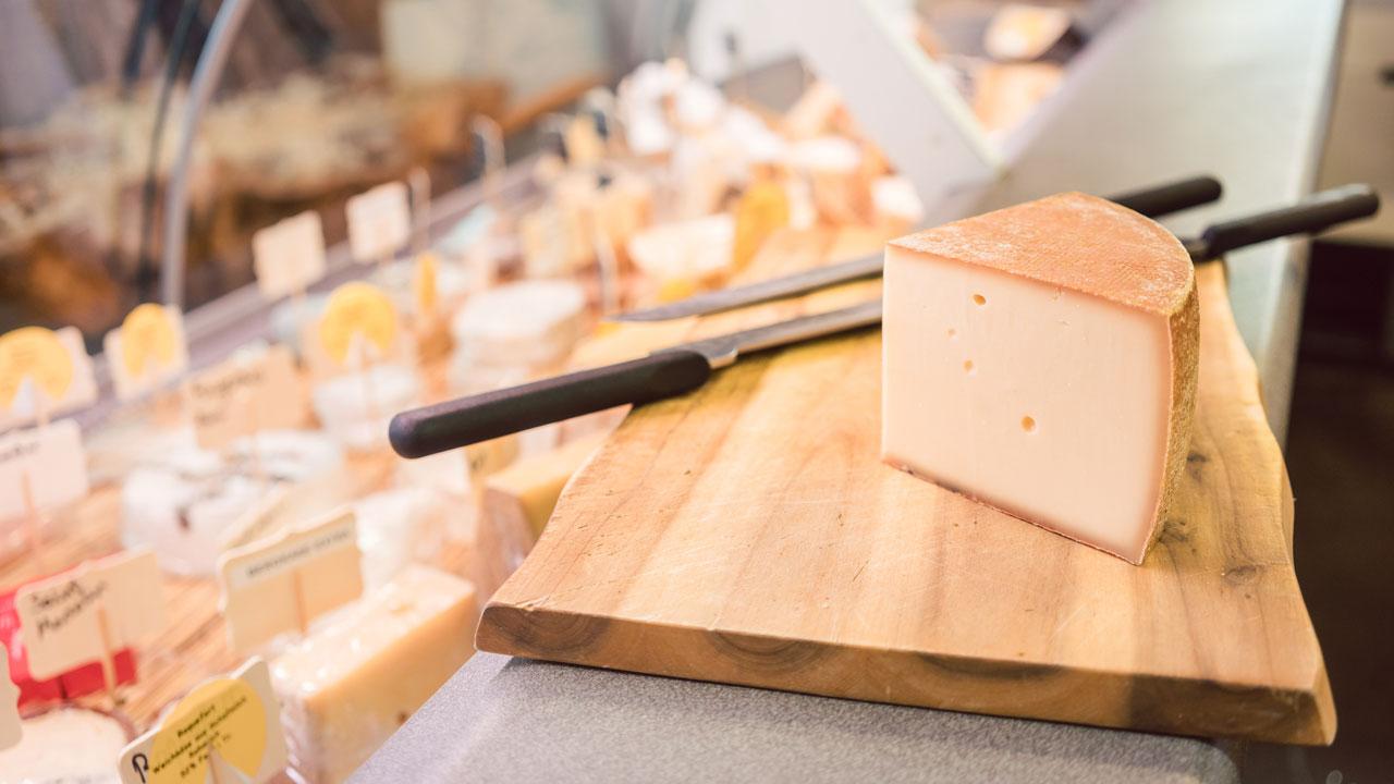 Wie manipuliert Käse das Gehirn?