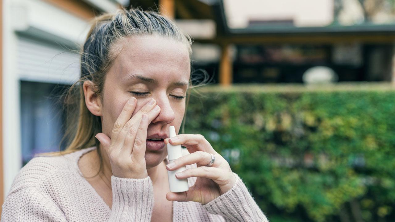 Was ist der Rebound-Effekt beim Nasenspray?