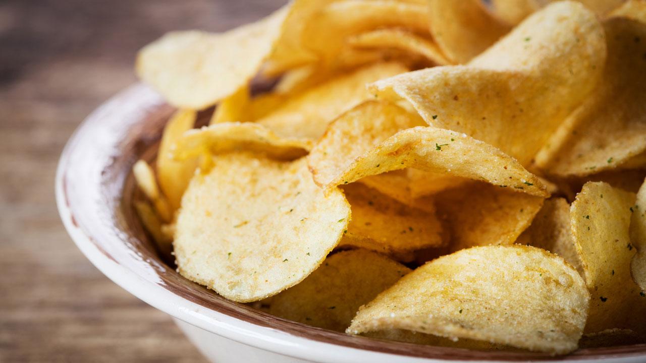 Wie legen Kartoffelchips unser Kontrollzentrum lahm?
