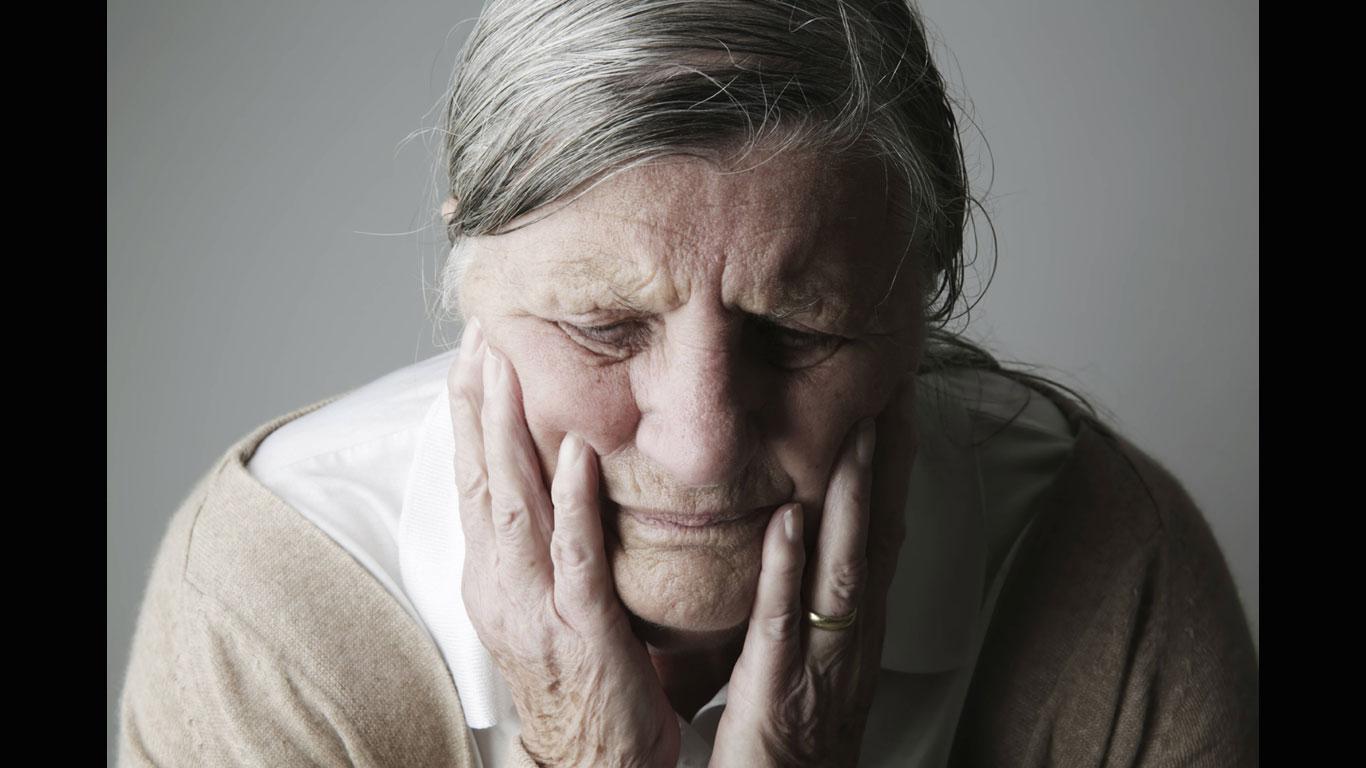 Symptome - Mittelschwere Demenz