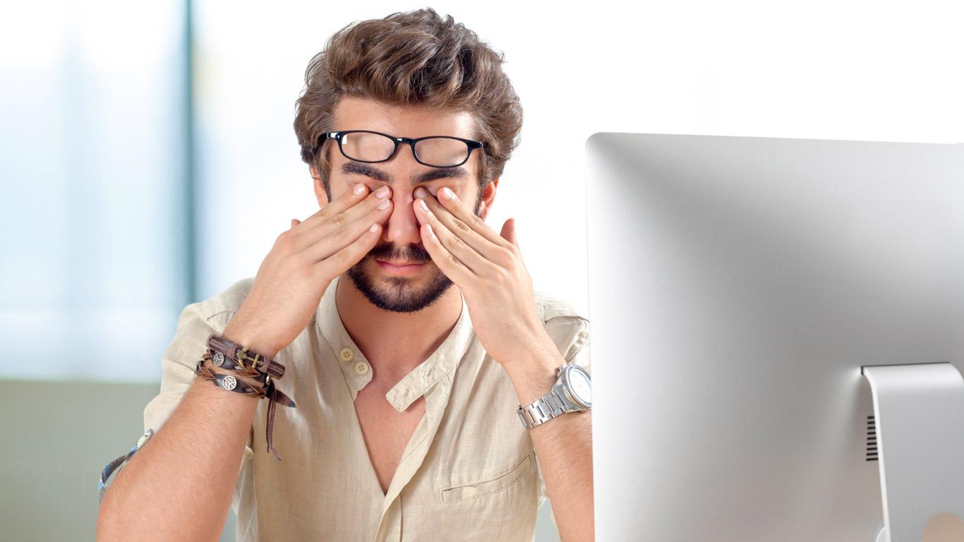 Wie entsteht der Augenschaden?