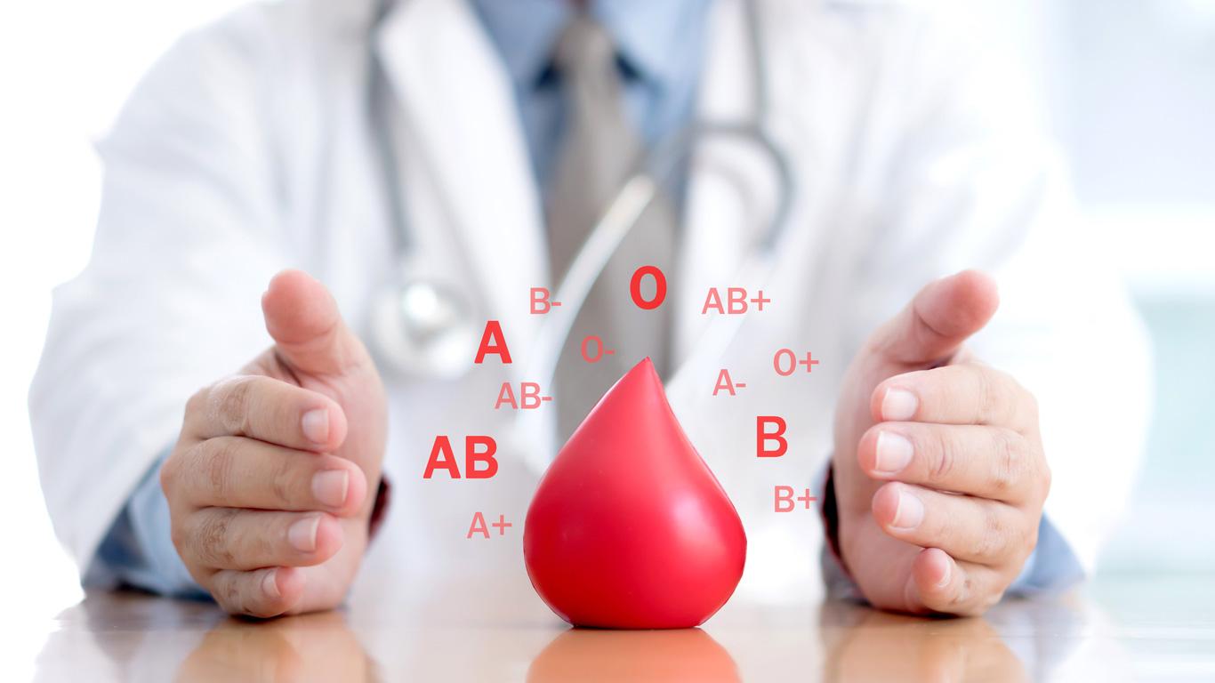 Welche Blutgruppen gibt es?