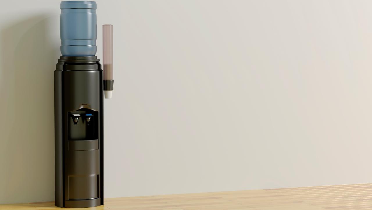 Öffentlich nutzbare Wasserspender: Eigenes Trinkgefäß bevorzugen
