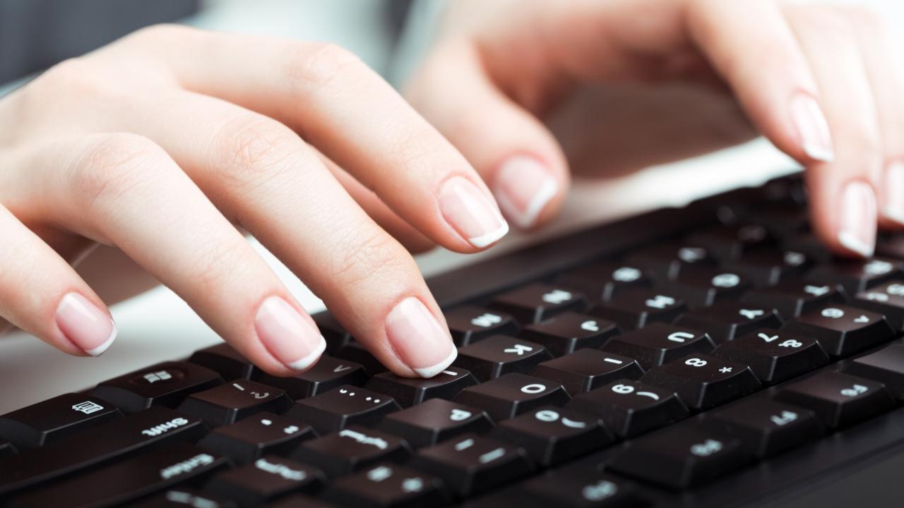 Computer-Tastatur & Maus
