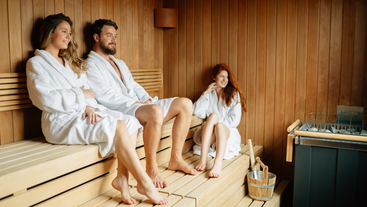 Sauna: Schwitzt das Corona Virus etwa mit?