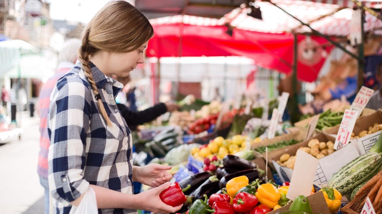 Ist der Gemüsestand eine Virenfalle?