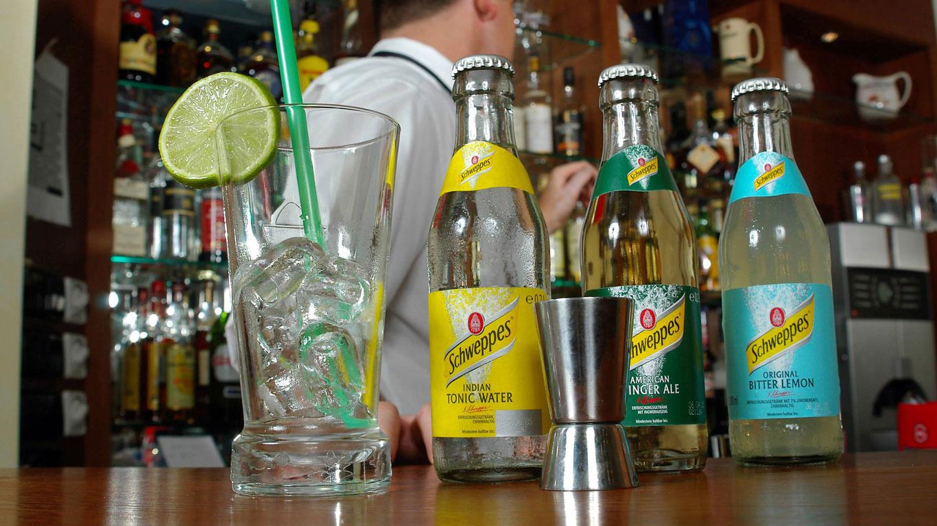 Bitter Lemon, Bitter Orange, Tonic Water, Magenbitter